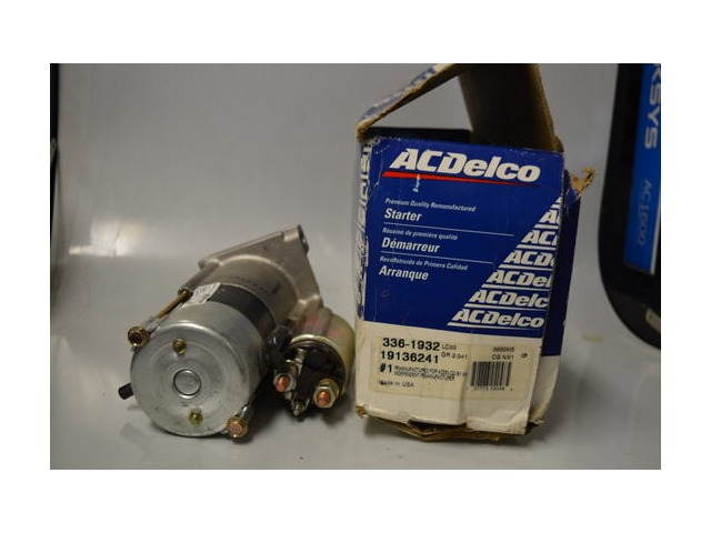 ACDelco Starter Motor 19136241 Remanufactured