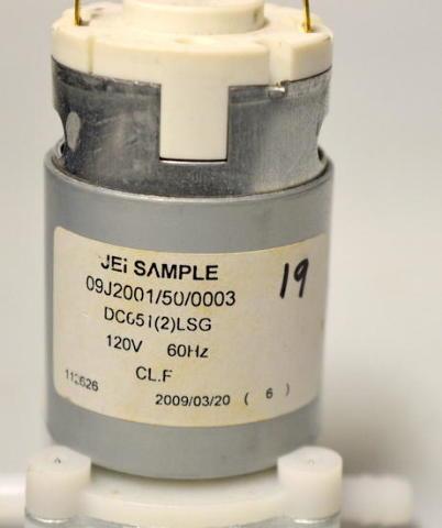 Fluid Pump by JEi, 120V, 60 Hz, DC651(2)LSG