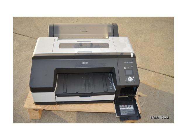 Epson Stylus Pro 4900  Wide carriage printer USED