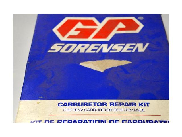 GP Sorensen #96-520A - Carburetor Repair Kit fits 83-85 Mazda GLC
