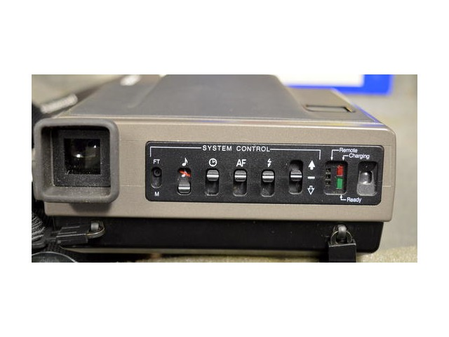 polaroid spectra system camera w hard case and manual surplus rh surplustrading com Instant Camera Polaroid Spectra Pro