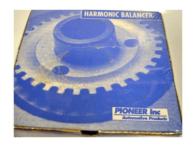 Pioneer DA-2320 Engine Harmonic Balancer - DA-2320. Woodruff Key Included.