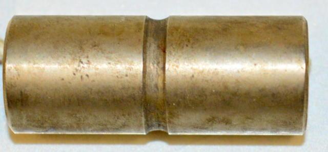 """Steel Bushings for caster wheels 11/16""""Tx .5""""x1 7/8"""" L - #6393 - 4 pcs."""