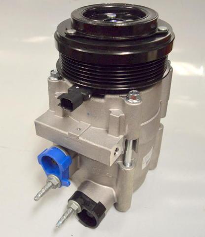 Ford CC24-19D629-DA Car A/C Compressor w/Clutch FS-18 . NEW