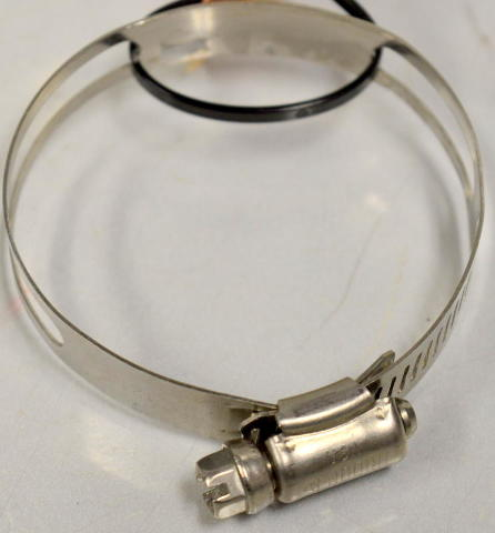 "Tridon Stainless Steel Hose Clamps 2.75"" - 6 pcs."