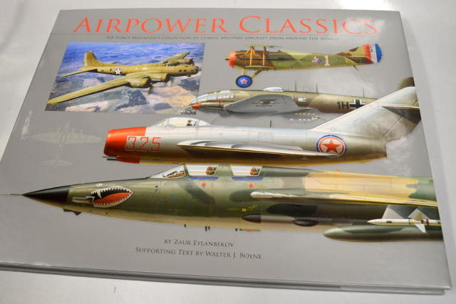 Airpower Classics:Air Force Magazine's Collection of Classic Aircraft by Eylanbekov