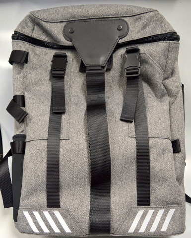 Venque Transformer Grey A-Modular, Transformable, Backpack #8301 - New