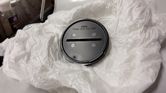 Hasselblad Front Lens Cap *60 #51643