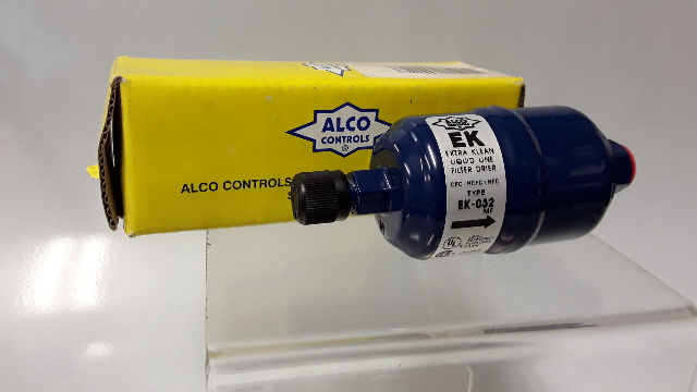Alco  Liquid Line Filter  #ALF-03 2 MF - New Old Stock