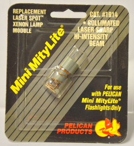 Pelican Mini MityLite Xenon Lamp Module Replacement #1914