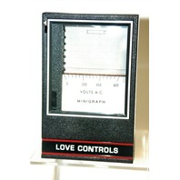 Love Controls Minigraph Volts A.C. 124-06-09-07 (special)