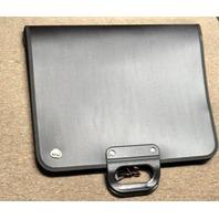 Portfolio Binder, O-Ring, Size A3, Blk 2LKG6