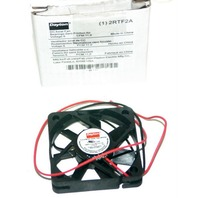 "DAYTON 2RTF2A 5 WDC Axial Fan 11.0 CFM-1 15/16"" sq / 3/8"" Thick"