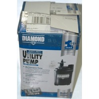 Diamond Utility Pump 1/4 HP 1790 GPH model 306666