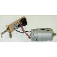 DC Hobby Motor Drill Motor w/Fwd-Rev sw 12vdc
