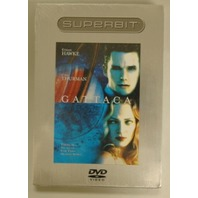 Gattaca *NEW DVD* Ethan Hawke & Uma Therman PG-13