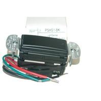 Pass & Seymour #PSHS1-BK, Light Sense Single Pole Non-RF Switch - New