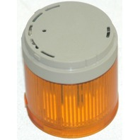 Allen Bradley Stacking light orange