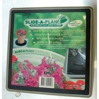 "Slide-a-plant - New -12 1/2"" felt bottom for wooden or tiled  floors."