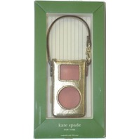 Kate Spade Gold Ipod mini case designer ipod case