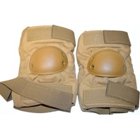 Elbow Pad Coyote Brown, Size Small - New