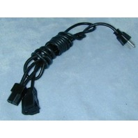 6' EQUIPMENT CORD W/STANDARD PIGTAIL - 2 pcs.
