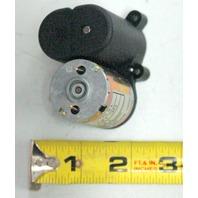 GEBR. BUHLER NACHF. GMBH Gear Motor 12vdc 15Ncm ~ 150 min 540mA