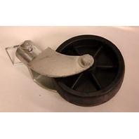 """Wheel for Trailer Tongue Jacks  5 1/2 """" diameter NEW"""