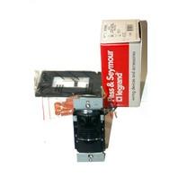 Pass & Seymour Bi-Level Dual Relay Wall Switch Sensor 800W/120VAC WDT200-BK