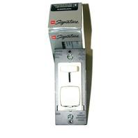 Pass Seymour SLS603PLACC6 Preset Slide Dimmer 1P, 3 Way, 600W Light Almond NEW