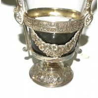 Antique Silverplate Serving Piece by Rogers, Smith & Company