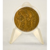 Camp David Summit - Sept.5-17, 1978 Commemorate Coin w/holder - New