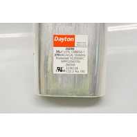 Dayton Motor  Run Capacitor #2GE86, 370 VAC (VCA) 35uF