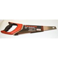 """Tekton 15"""" Contractor Grade Tool Box Saw #6852"""