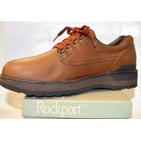 RocSports Brown Men's Size 9 1/2 Wide - Gor-Tex Walking Shoe - New.