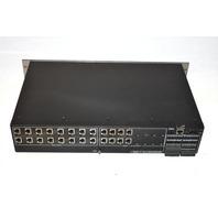 Hall Research vsm-a-ja16-ja8 VGA Video Matrix with Stereo Audio Outputs