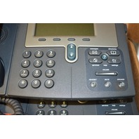 Cisco CP-7941G IP Telephone system telephones - 2 pc - used good condition.