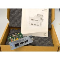 ADC Campus RS CSU/DS-1 Interface Card with Manual