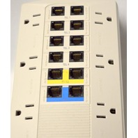 Panamax Max 8 Com/Data 8 Outlet w / network protection - Good condition