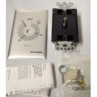 Intermatic 30 Min. Spring Wound Time Switch 120-277V, 50/60 Hz #FF30M28
