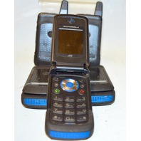 Nextel Motorola i576 Cell Phones, 5 phones, works, no sim, charger or battery.