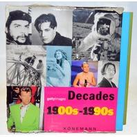 Decades 1900s-1990s gettyimages - Konemann