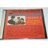 Old time radio shows-in MP3 format - Calling All Cars - Vol.2 1935