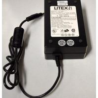 LITEON 15V 2.67A - PA-1500-1 Z, Part #150-0838 w/barrel - Zenith Power Supply