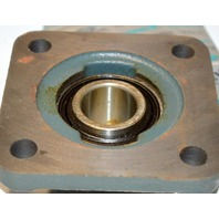 Dodge-Master-Reeves Products  Flange Bearing #124103, Size 1, 4 bolt