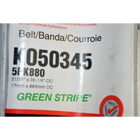 Gates K050345 - Alternate #5PK880 - Micro-V Belt - Old New Stock