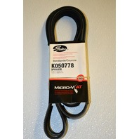 Gates K050757 - Alternate #5PK1923 - Serpentine Belt - New Old Stock