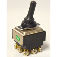 1 - #2VLP6 - 3PDT Toggle Switch  HY29K - 24/15A 125/277V by KEDU