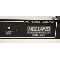 Holland Electronics Blonder Tongue Saw Filtered Modulator Model SAWM Channel 81