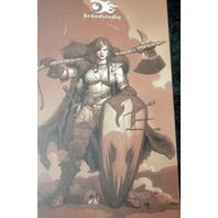 Mars Maiden Book One by Frank Cho - New, never opened. ISBN: 978-1-934623-96-1